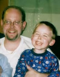 Daniel & Dad