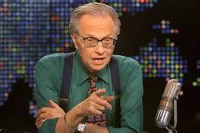 Larry King Oct 2015