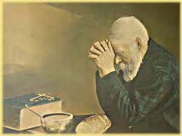 Prayer of Cyrus Brown