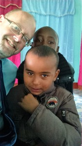 Pastor, Richard L Rice, Kenya, where living begins