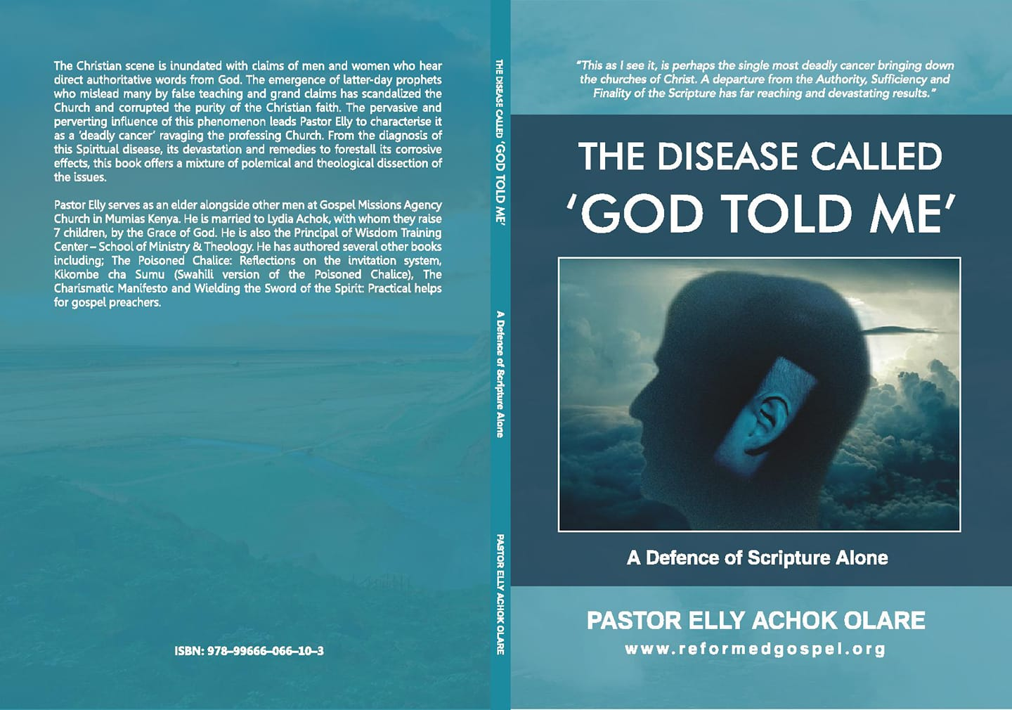 """The Disease Called """"God Told Me"""" – Where Living Begins"""